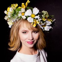 Женский портрет :: Анна Вокуева