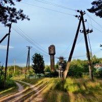 дачный пейзаж 2 :: Александр Прокудин