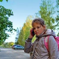 Школьница :: Валерий Талашов