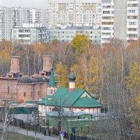 Строительство храма :: Ирина Шарапова