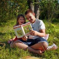 Как хорошо уметь читать... :: Елена Сохарева
