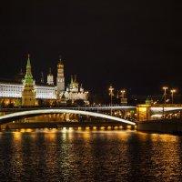Набережная Москва-реки :: Евгения Ки