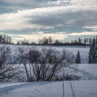 fields under snow :: Марк Додонов