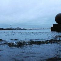 Наводнение в Санкт-Петербурге :: Вера Моисеева