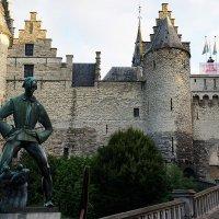 Замок Стен – крепость XIII века :: Елена Павлова (Смолова)