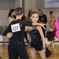 в танце :: Татьяна Гузева