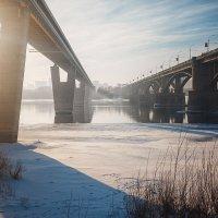Утро в Новосибирске :: napTu3aH napTu3aH