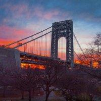 Закат в NYC :: Vadim Raskin