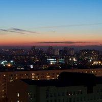 sunset :: Катя Рыжкова