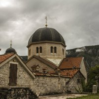 Первый храм, вид с крепостной стены :: Marina Talberga