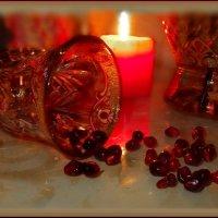 И зерна граната,как рубины горят...... :: Людмила Богданова (Скачко)
