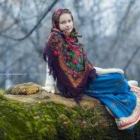 Такая странная зима :: Оксана Шаталина
