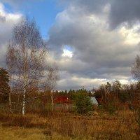 Этот непонятный декабрь... :: Вячеслав Минаев