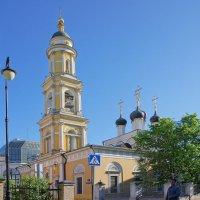 Храм святителя Николая в Толмачах :: марк