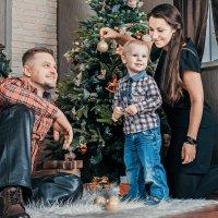 Новогодняя сказка :: Nina Zhafirova