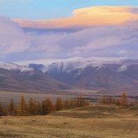 Закатные краски Алтая :: Ершов Андрей