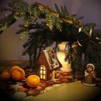 В ожидании Рождества... :: Galina Dzubina