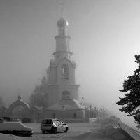 утро морозное... :: Олег Петрушов