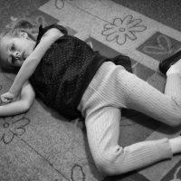 Ничего не хочу, устала... :: Ирина Данилова