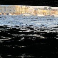 взгляд из-под моста :: Ольга ОК Попова
