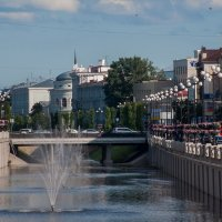 Лево-Булачная улица (Казань) :: Алексей Обухов
