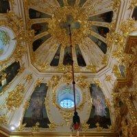 Интерьер Церковного флигеля :: Вера Моисеева