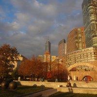 Нью-Йорк в ноябре :: Игорь Овчинников