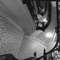Серия лестницы 1 :: Андрей Синявин