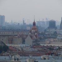 Старый и новый город :: Дмитрий