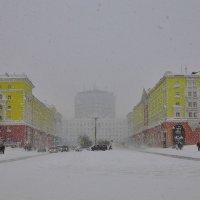 Снегопад :: Витас Бенета