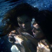 Aqua love :: Анита Гавриш