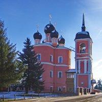 Храм Вознесения Христово. 1733г. :: Ирина Нафаня
