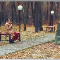 Осенняя прохлада :: Сергей