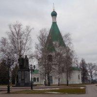 На территории Нижегородского Кремля. :: Мила