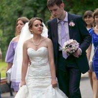на кого смотрит невеста... :: Олег Лукьянов