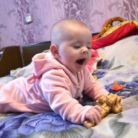 внучка :: petyxov петухов