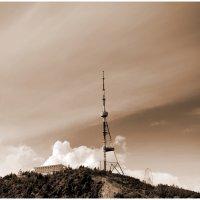 Тбилиси,Святая Гора,телебашня. :: meltzer