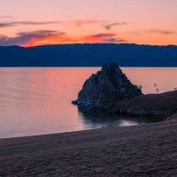 Шаманка после заката :: Альберт Беляев