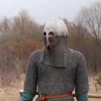 Воин средневековья :: Анатолий Шумилин