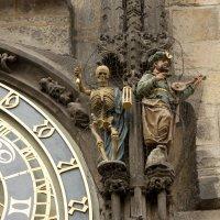 Часовая Башня Староместской Ратуши (Прага) #6 :: Олег Неугодников