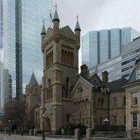 """Церковь в Торонто St Andrew""""s Church (исправленный вариант) :: Юрий Поляков"""