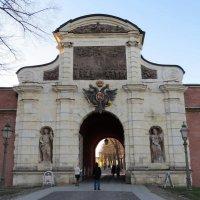 Ворота крепости :: Вера Щукина