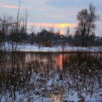 В декабре, в декабре... :: Евгений Юрков