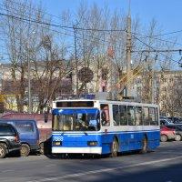 Троллейбус БКМ 20101 :: Денис Змеев