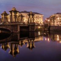 Ломоносовский мост :: Тиша