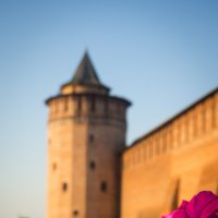Маринкина башня/г. Коломна :: Анна Слободенюк