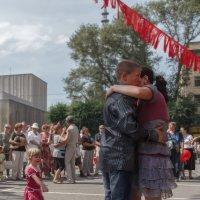 Танец для двоих :: Евгений Герасименко