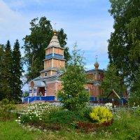 Вашеозерский монастырь :: Ирина Михайловна