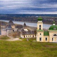 Хотинская крепость... :: Лариса Н