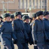 Парад. 07.11.2015. :: Сергей Исаенко